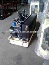High Pressure automotive compressor inflation 70CFM 508PSI 30HP 35bar