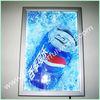 Hot Sale LED Slim Light Box/Display Light Box/Single Sided Snap Open Aluminum Frame Light Box