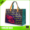 promotion pp woven shopping tote bag