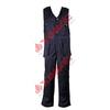 100% cotton fire retardant bib overalls for industrial workwear