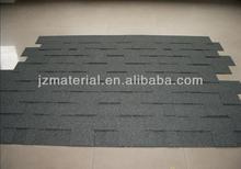 Bituminous asphalt shingles /3-tab asphalt roof shingle /colorful fiberglass asphalt shingle