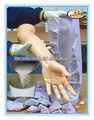 Caoutchouc de silicone pour masque fabrication