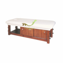 Spa Furniture Of Wooden Massage Bed&Facial Bed