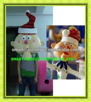 Custom made mascot head adult custom made mascot head