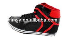 2014 new fashion men high top basketball shoes