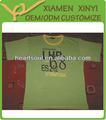 Para hombre moderno patrón de algodón faded glory t- shirt