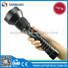 Rechargeable 10000 lumen Flashlight 9XCree T6 LED Flashlight 26650 battery Flashlight