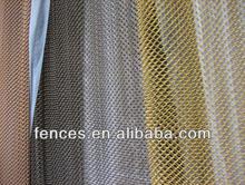metalic gkd decorative wire mesh, metalic mesh curtain fabric