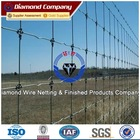 field fence hog wire/hot galvanized goat farming fence