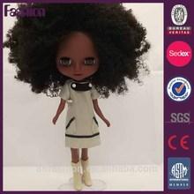 2014 new sex black american girl doll