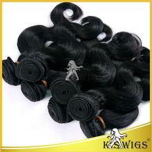 Cheap price 100% unprocessed Virgin full cuticle brazilian human hair Body Wave wholesale