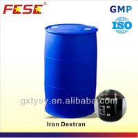 Active Ingredient 10% Iron Dextran Solution