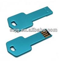 Top Sale Metal Key Shape USB Stick for Promotion