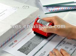 Wanxi roller stamp security stamp ID flash stamp