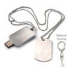 Promotional Gift Dog Tag USB Flash Drive 8GB 16GB 32GB