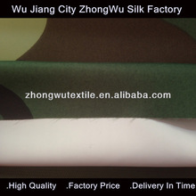 Poly oxford fabric camouflage printed bonded with breathable coating waterproof for outdoor clothes military tent made in china