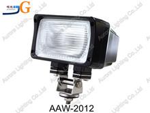 6'' 35W hid truck light 55w hid rectangle work light 55w hid screw mount work light AAw-2012