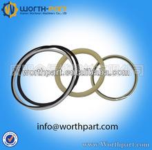 Hyundai excavator cylinder parts rubber seal kit