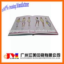 Hot Selling Custom Coloring Hardcover Photo Book Printing