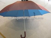 27inch Aluminium Golf Umbrella for Advertising