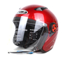 HuaDun safety design open face helmet for sale HD-537