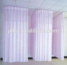 Beaded sickbed hospital church fireproof curtain design