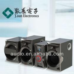 DM-8212 2 1 multimedia speaker with usb sd slot