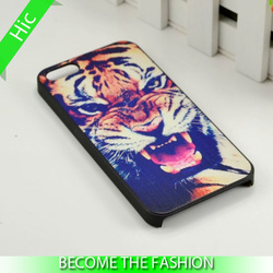 Sublimation Phone Case Animal 3D Print For Sale,3D Sublimation Phone Case,Blank Phone Case For Sublimation iPhone 5S Case