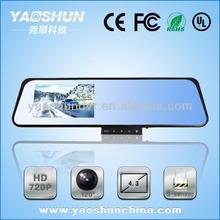 Good Quality Dual Camera Motion Detection Car Black Box 1080P Gps Google Maps (LR-H701)