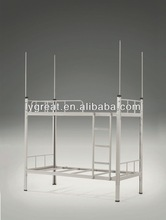 High end furniture steel camping bed frame