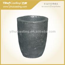 China Made Silicone Carbide Graphite Crucible for aluminium melting