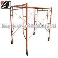 Guangzhou Factory!!! Construction mobile scaffold