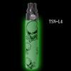 Fashionable E Cigarette EGO Battery Noctilucence Suitable