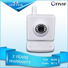 Wireless IP Camera Indoor With IR-Cut Night Vision