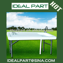 Fish cleaning table Cutting Fish Table (HDPE,blow mold, plastic table)