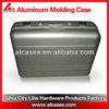 Aluminium office briefcase for men