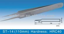 Wholesale Eyebrow Tweezers,ST-14 Stainless Steel Tweezers