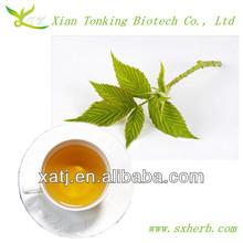 100% natural Raspberry Leaf Tea