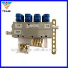 aluminium lpg/cng Injector Rail FGF6 for Diesel Converion