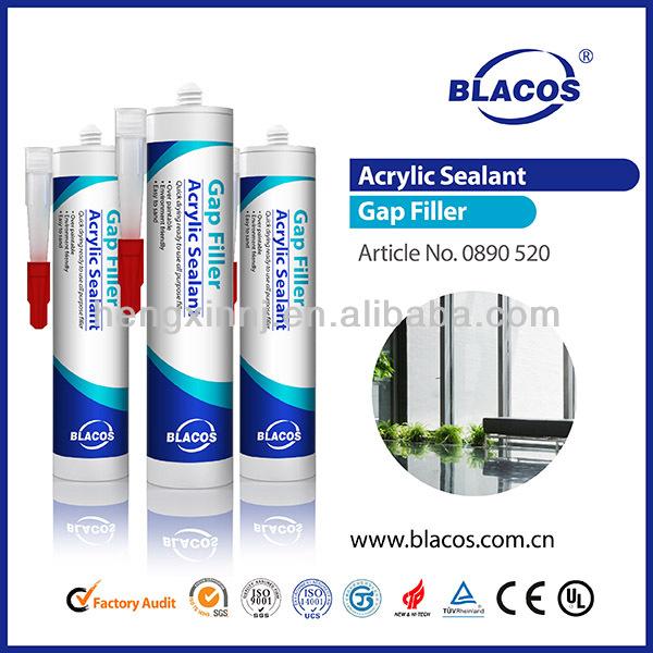 Paintable Waterbased Odorless Acrylic Caulking Sealant