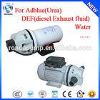RDAP portable Diesel Exhaust Fluid Urea pump AdBlue IBC pump system