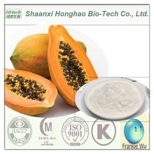 Pure Natural Papaya Extract Papain Enzyme