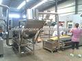 De alta eficiencia profesional popular vendedor caliente de maíz en escamas/cereales para el desayuno/snack línea de producción