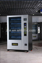 bottle milk vending machines bill and coin operated drinking snack food vending machine from factory