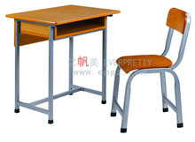 students single desk and chair set,india college student desk and chair,hot sale student desk and chair