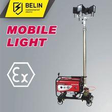 Hot Sale Mobile Light Tower, IP65 Tower Light