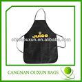 Hottest não tecida cozinha avental de cozinha, avental de cozinha, aventais personalizados