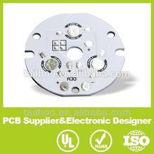 aluminium cree led pcb, aluminium led pcb, led pcb assembly