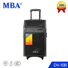 China portable karaoke speaker amplifier with usb,sd,DVD player