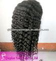 Novos produtos no mercado da china 100% não transformados malásia cabelo humano full lace wigs ( ym-w-139 )